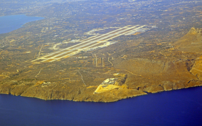 Chania Airport is located 15 km from the city centre.